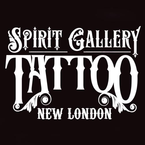 Spirit Gallery Tattoo, New London, Connecticut. https://www.spiritgallerytattoo.com/