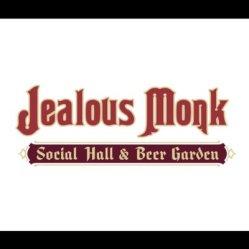 Jealous Monk. Bar, restaurant & outdoor beer garden https://jealous-monk.com/menu/