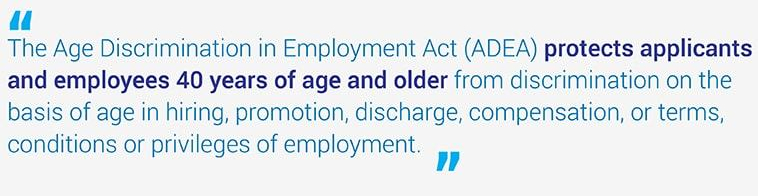 Age Discrimination and New London, CT