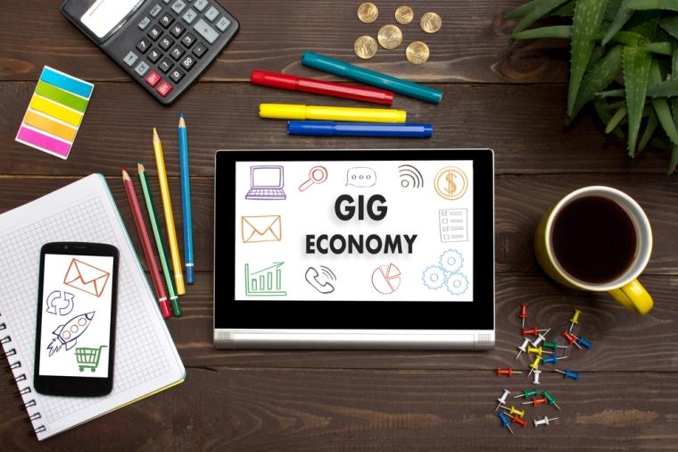 Gig-Economy Advertisment