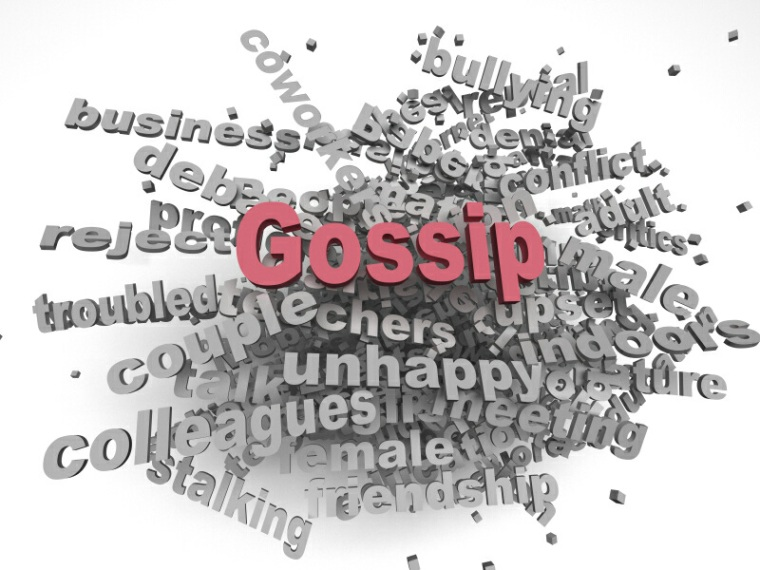 Gossip issues in the workplace by Lance Casey